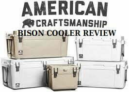 bison cooler reviews