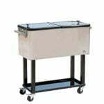 outdoor cooler cart for sale