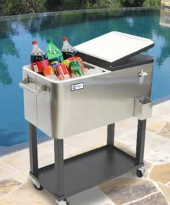 outdoor cooler for sale