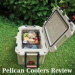 pelican coolers 65 qt progear elite review