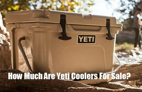 how much are yeti coolers for sale