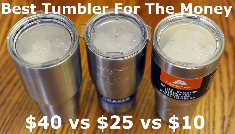 Don't Waste Your Money On A High End Tumbler | Yeti Coolers